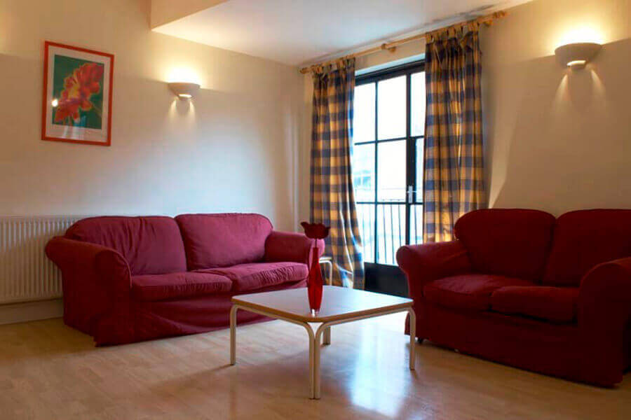Crawford House Three Bedroom Apartment 1