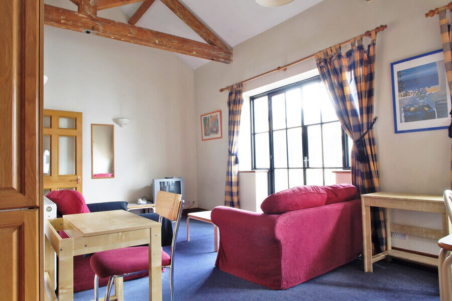 Crawford House Two Bedroom Apartment